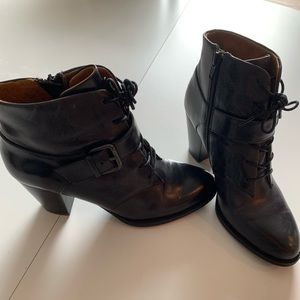 Sofft Wendy Ankle Booties- Never worn